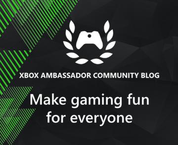 Gaming for everyone!